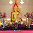 Buddhist alter — Stock Photo #4923078
