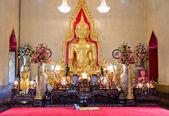 Buddhist alter — Stock Photo