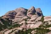 Montserrat mountain, Catalonia, Spain — Stock Photo