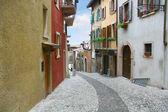 Lazise - italië — Stockfoto