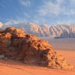 Vadi Ram - Jordan — Stock Photo #4051482
