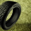 Tyre — Stock Photo #4016616