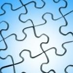 Puzzle — Stock Photo #4017905
