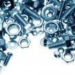 Royalty-Free Stock Photo: Nuts and bolts