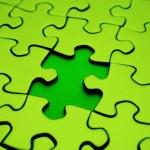 Puzzle — Stock Photo #4018126