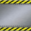 steel background&quot — Stock Photo