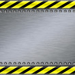 Steel background - Stock Photo