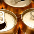 Cans — Stock Photo #4427087