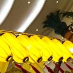 Chinese paper lanterns — Stock Photo