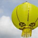Chinese paper lantern — Stock Photo