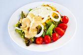 Vegetable salad — Stockfoto