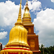 Gold pagoda — Stock Photo #4040976