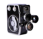 Filmkameran — Stockfoto