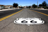 Downtown Route 66 — Stock Photo