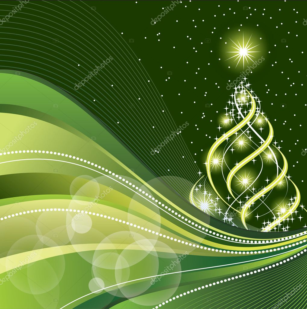 Christmas Background — Stock Vector #3977916