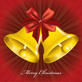 Christmas Background. Vector Illustration. eps10. — 图库矢量图片