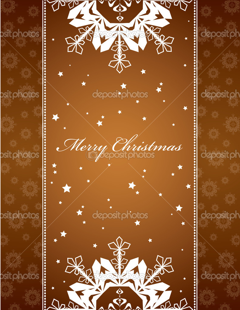 Christmas Background. Vector Illustration. eps10.  Stock Vector #4017283