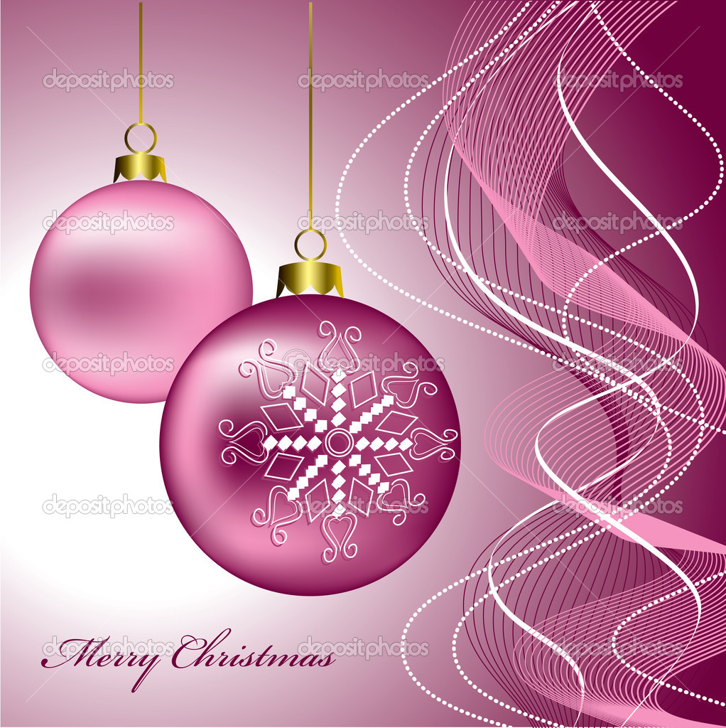 Christmas Background. Vector Illustration. eps10. — Stock Vector #4017297
