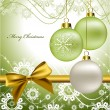 Christmas Background. Vector Illustration. — Stock Vector #4023693