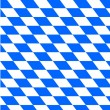 Bavarian flag - Stock Vector