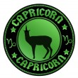 Capricorn - Stockvektor