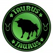 Royalty-Free Stock Vector Image: Taurus