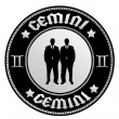 Vector de stock : Gemini