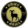 Aries — Vetorial Stock #4073466