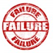 Failure stamp - Stock Vector