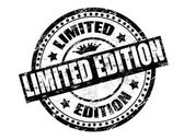 Sello de edición limitada — Vector de stock