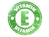 Vitamin E — Stock Vector