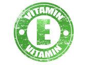 Vitamin E — Stock Vector