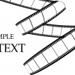 Royalty-Free Stock Vektorfiler: Film strip