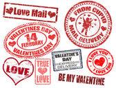 San valentino — Vettoriale Stock