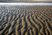 Ripples in sand — Stock Photo
