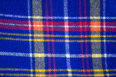 Background picnic blanket — Stock Photo