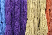 Craft yarn — Stock Photo