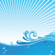 Royalty-Free Stock Vector Image: Water