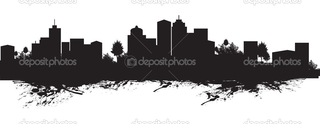 Cityscape background — Stock Vector #4068774