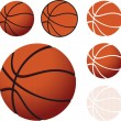 Basketball — Stock Vector #4098585