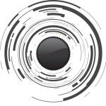 botón Resumen — Vector de stock