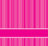 Pink background — Stock Vector