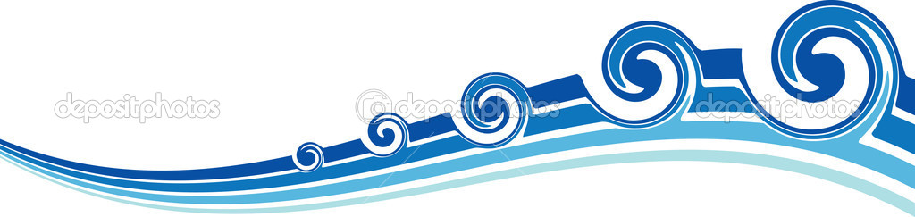 Waves — Stock Vector #4096145