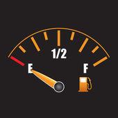 Petrol — Stock Vector