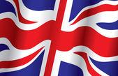 British flag — Stock Vector
