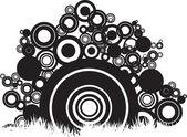 трава — Cтоковый вектор