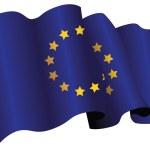 European flag — Stock Photo #4524005