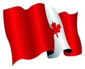 Canada flag — Photo