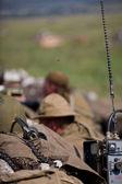 Soldier equipment — Stock Photo