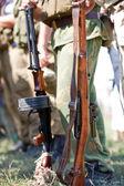 武装部队 — 图库照片